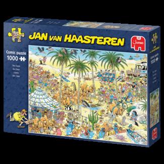 Jumbo Jan Van Haasteren - De Oase Puzzle 1000 pieces