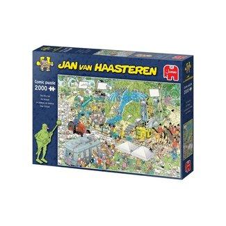 Jumbo Jan van Haasteren - The film set 2000 pieces