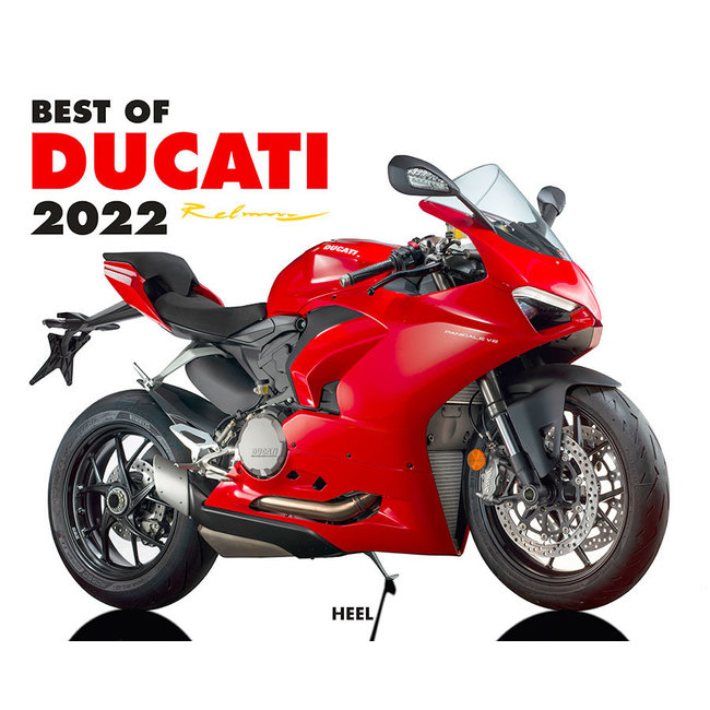 Best of Ducati Kalender 2022