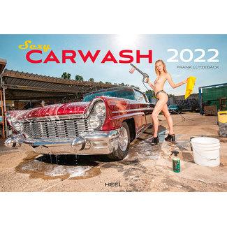 HEEL Sexy car wash calendar 2022