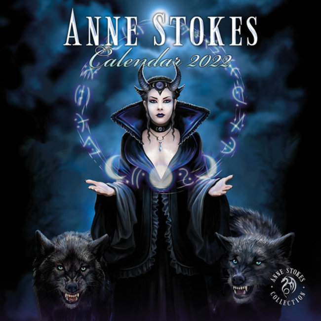 Anne Stokes Kalender 2022