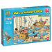 Jumbo Apenkooien - Jan van Haasteren Junior Puzzel 240 Stukjes