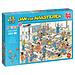 Jumbo Het Klaslokaal- Jan van Haasteren Junior Puzzel 360 Stukjes