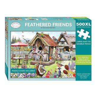 Otterhouse Feathered Friends Puzzel 500 XL Stukjes