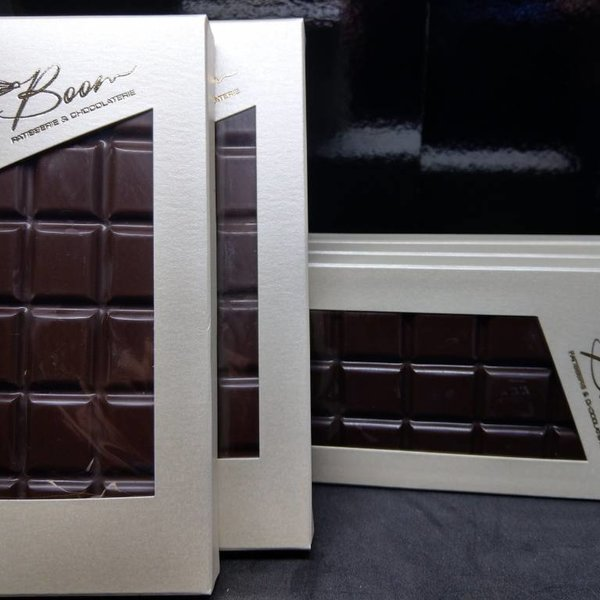 Patisserie & Chocolaterie Boom Noir Grand Cru 70% Tablet