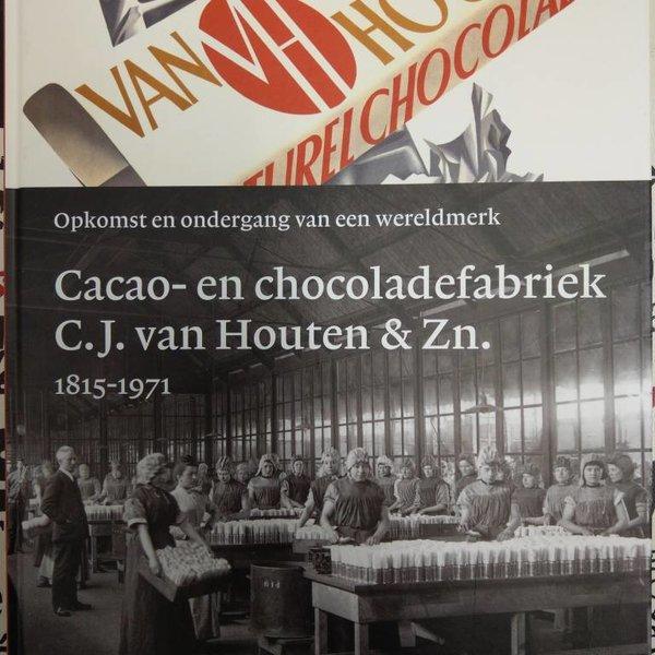 C.J. van Houten. Opkomst en ondergang van een wereldmerk. Peter van Dam