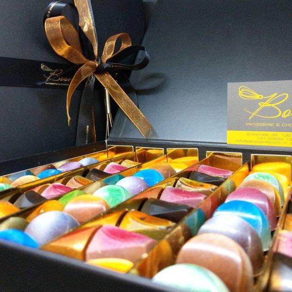 Patisserie & Chocolaterie Boom Luxe Bonbon Box Garde Grand
