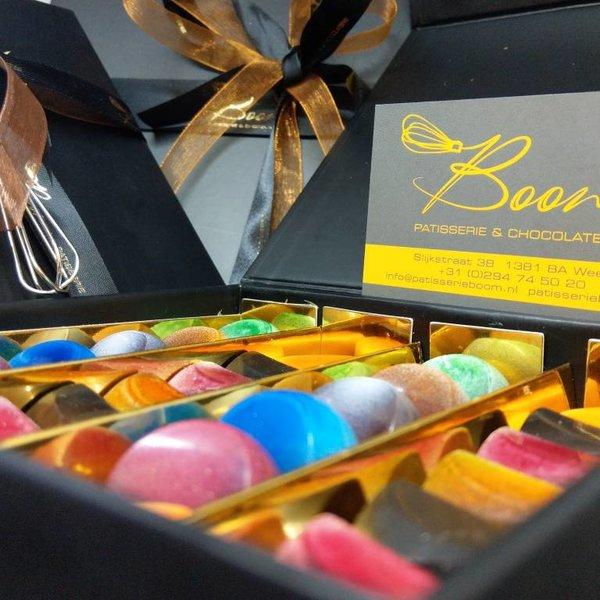 Patisserie & Chocolaterie Boom Luxe Bonbon Box Garde Petite