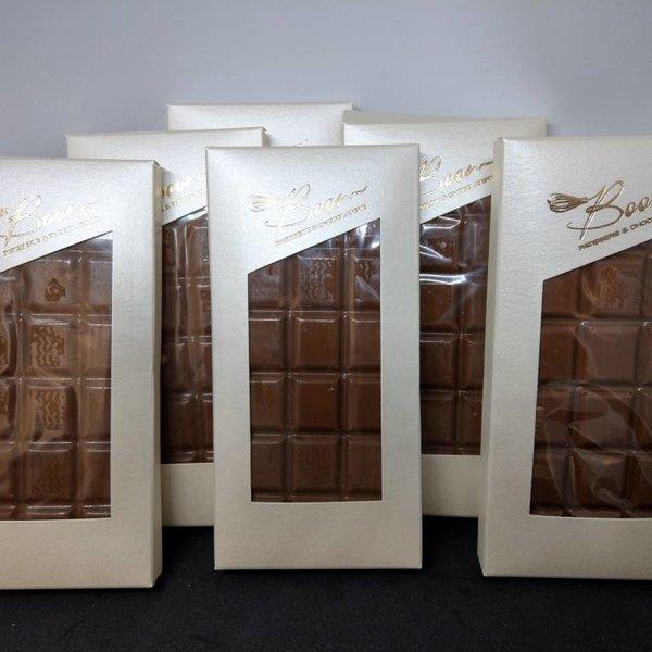 Patisserie & Chocolaterie Boom Au Lait Noisette 35% Tablet