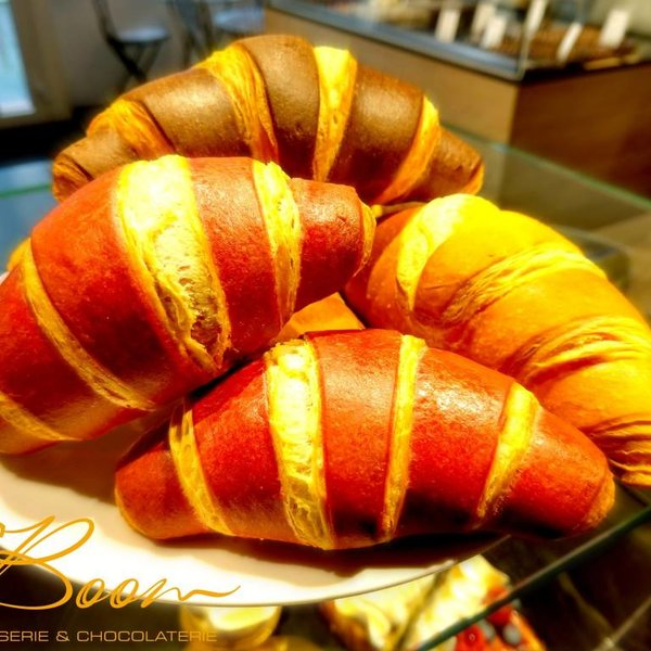 Patisserie & Chocolaterie Boom Croissant Tigre Fruit Rouge
