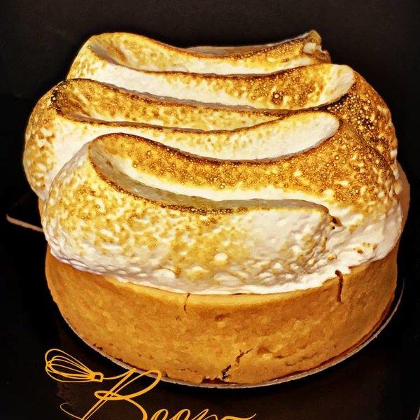 Patisserie & Chocolaterie Boom Lemon meringue tartelette