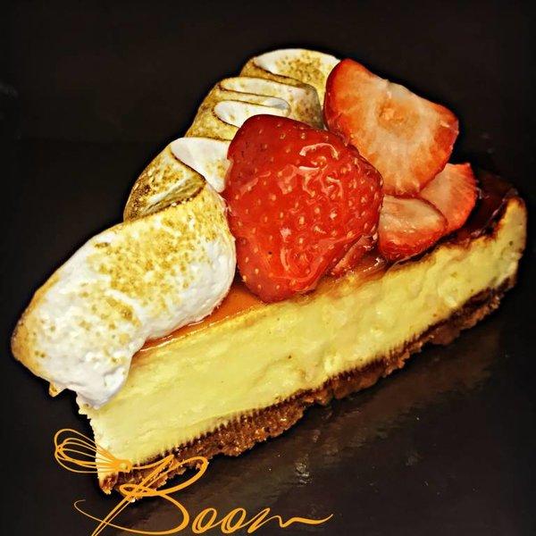 Patisserie & Chocolaterie Boom Cheesecake Meringue