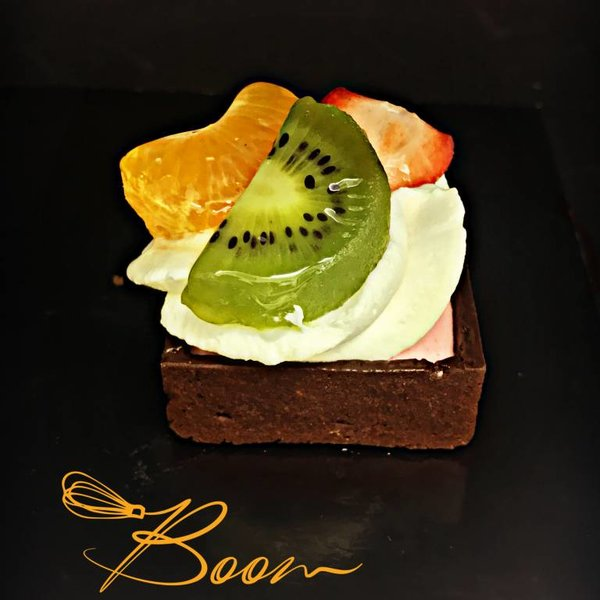 Patisserie & Chocolaterie Boom Petit Choco Tartelette Framboise