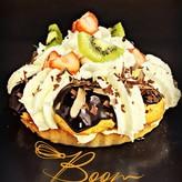 Patisserie & Chocolaterie Boom Desserttaart Moorkopjes