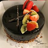 Patisserie & Chocolaterie Boom Desserttaart Pur Passion