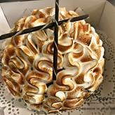 Patisserie & Chocolaterie Boom Desserttaart Omelette Sibérienne