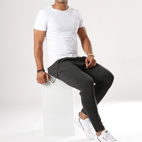 UNIPLAY SOFT PANTS - ANTRACIET GRIJS (PU853) KETTINKJE KAN ERAF