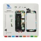 Magnetische Screw Mat iPhone 5S