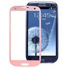 Samsung Samsung Galaxy S3 I9300 Touch Glas Roze