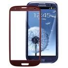 Samsung Samsung Galaxy S3 I9300 Touch Glas Rood