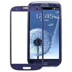 Samsung Galaxy S3 Mini I8190 Touch Glas Blauw
