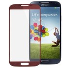 Samsung Galaxy S4 Mini I9195 Touch Glas Rood