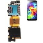 Samsung Samsung Galaxy S5 G900F Simkaart Lezer + Micro SD Reader