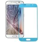Samsung Samsung Galaxy S6 G920F Touch Glas Licht Blauw