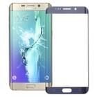 Samsung Samsung Galaxy S6 Edge Touch Glas Donker Blauw