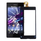 Sony Xperia Z1 Compact Touch Glas Zwart
