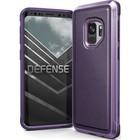 X-Doria Samsung Galaxy S9 Defense Lux cover - paars ballistic nylon