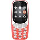 Nokia 3310 - 3G - rood