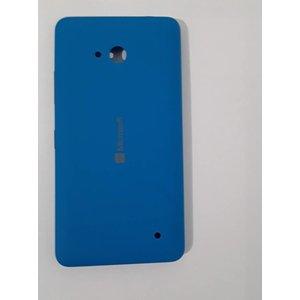 Nokia Lumia 640 Batterij Cover Achterkant Blauw