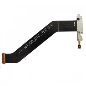Samsung Galaxy Note 10.1 N8000 Usb Poort connector met Microfoon