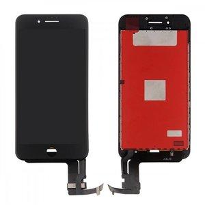 A-pple iPhone 7 Plus Lcd scherm + Touch Digitalizer Zwart