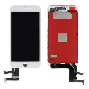 A-pple iPhone 7 Plus Lcd scherm + Touch Digitalizer  Wit