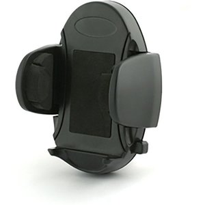 Muvit universele houder ventilatie - zwart