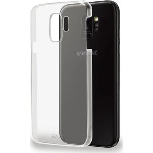 Azuri cover - transparant - voor Samsung Galaxy S9 Plus