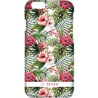 So Seven fashion Rio hibiscus case - roze - voor Apple iPhone 7;Apple iPhone 8