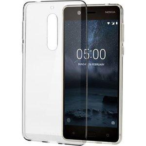 Azuri back case - transparant - voor Nokia 5