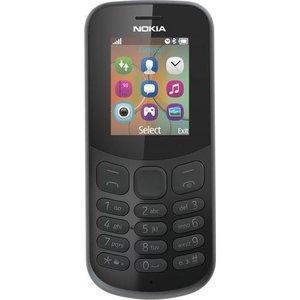 Nokia 130 kesa - zwart