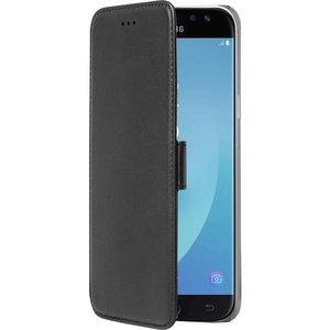 Azuri booklet ultra thin - zwart - voor Samsung Galaxy J5 2017