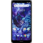 Nokia 5.1 Plus - 32 GB - Zwart / Blauw / Wit