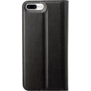 Azuri wallet tasje - zwart - voor iPhone 7 Plus / 8 Plus