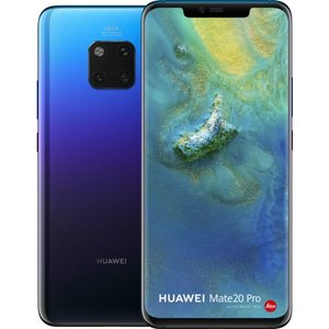 Huawei Mate 20 Pro - twilight paars