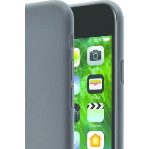 Azuri ultra thin cover - zwart - voor Apple iPhone 7/8 - 4.7""
