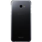 Samsung jelly cover - zwart - voor J415   J4+