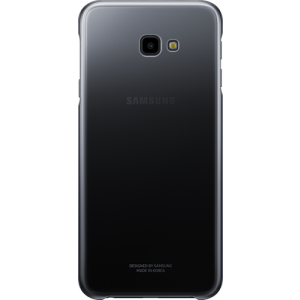 Samsung  jelly cover - zwart - voor   J415 Galaxy J4+