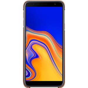 Samsung jelly cover - goud - voor J415  J4+