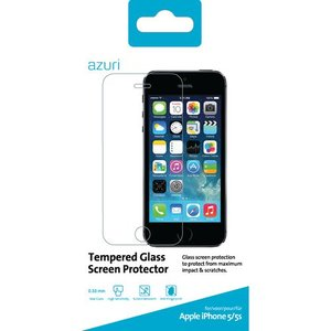 Azuri Tempered Glass flatt RINOX ARMOR - transparent - voor iPhone 7 Plus/8 Plus